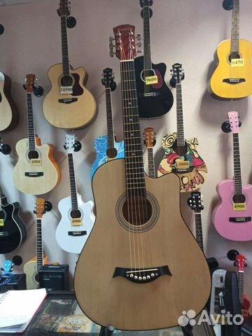 Акустическая гитара  89171930067 купить 3