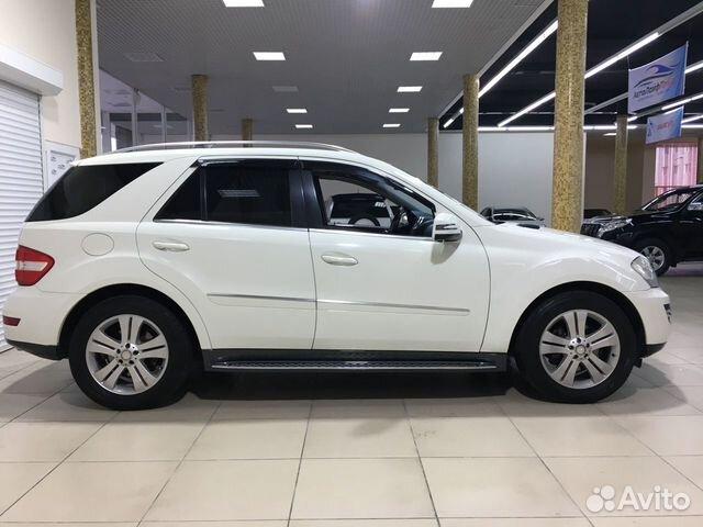 Mercedes-Benz M-класс, 2010  89828708454 купить 5