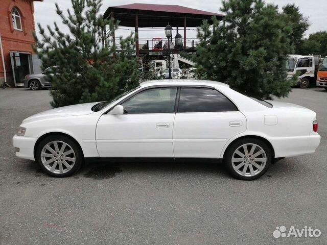 Toyota Chaser, 1998  89662713733 купить 7