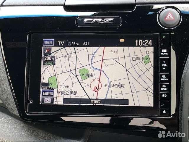 Honda CR-Z, 2016  89998820000 купить 9