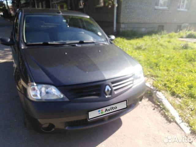 Renault Logan, 2009  89062983106 купить 4