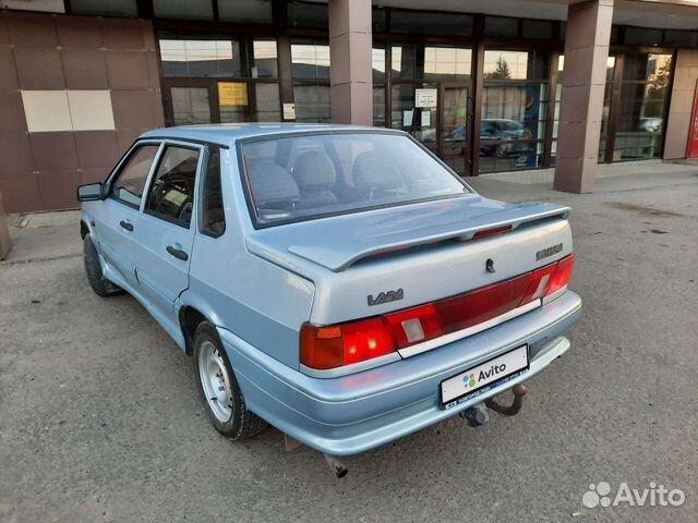 VAZ 2115 Samara, 2007  89517577326 buy 1