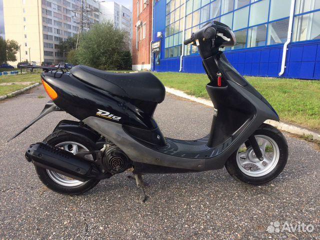 Honda Dio af-34 без пробега