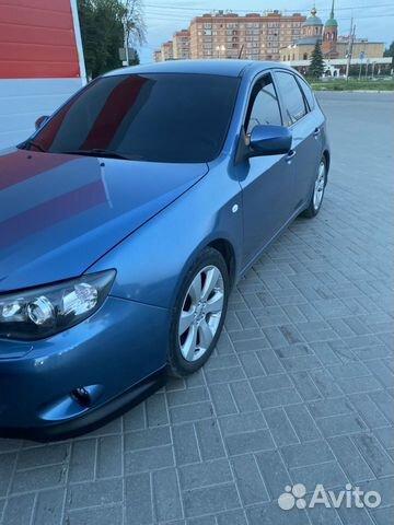 Subaru Impreza, 2007  89612641543 купить 3