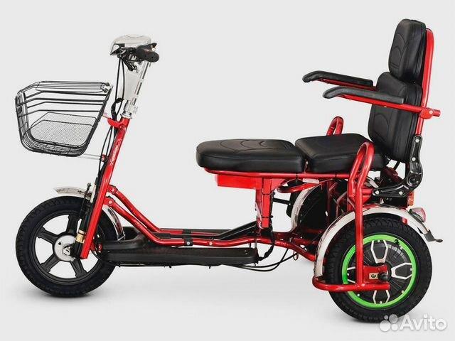 купить трицикл транспортер