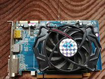 Видеокарта Radeon HD5670 1 gb