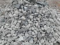 Вторичный щебень, отсев, песок