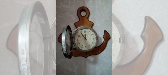 Часы корабельные 50гг
