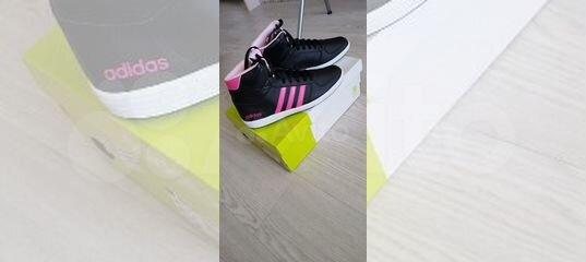 3f9e5bf22fdf Высокие кроссовки Adidas оригинал купить в Саратовской области на Avito —  Объявления на сайте Авито
