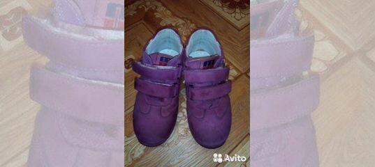 fdc096d7f Ортопедическая обувь на девочку с 21-29 осень зима купить в Москве на Avito  — Объявления на сайте Авито