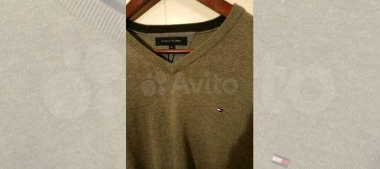 Tommy Hilfiger кофта мужская хлопок купить в Санкт-Петербурге на Avito —  Объявления на сайте Авито 2cc731562040f