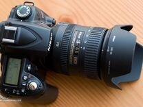 Nikon D90 18-105mm