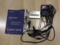 Фотоаппарат Sony Cyber-shot DSC-T77