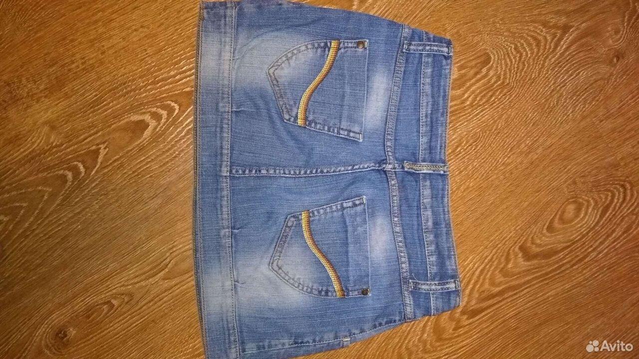 Юбка джинсовая  89517498281 купить 2