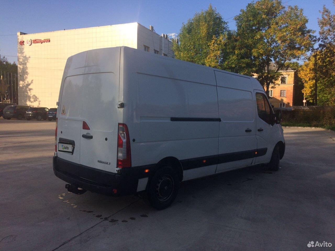 Renault Master, 2015  89062090963 купить 7