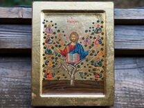 Икона Христа современная, Иерусалим