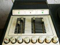 Электрофон СССР мелодия 103 стерео (с документами)