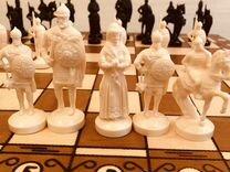 Шахматы СССР сувенирные