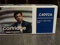 Картриджи для принтеров HP и Canon