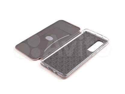 Чехол-книжка для xiaomi Mi Note 10 Lite business 009805 черный