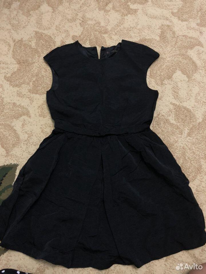 Платье Zara (S)  89032636918 купить 1