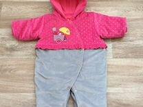 Комбинезон, 68 размер — Детская одежда и обувь в Новосибирске