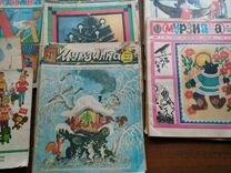 Журналы детские СССР