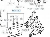 Актуатор Toyota, мотор переднего редуктора — Запчасти и аксессуары в Москве