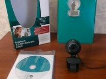 Logitech 1.3-MP Webcam C300