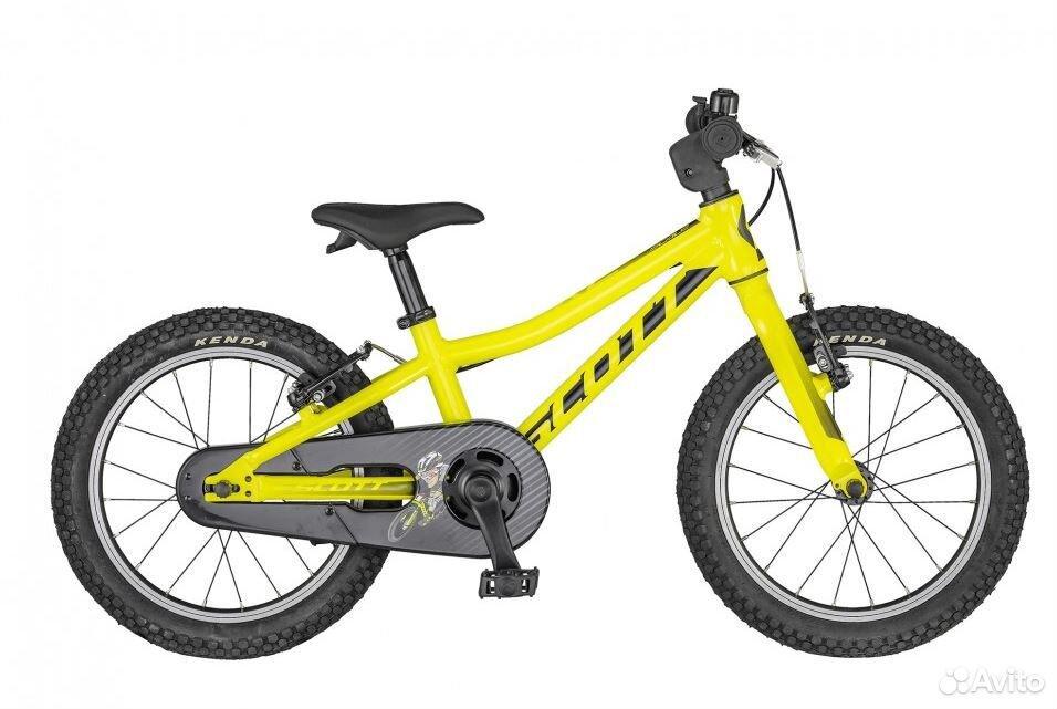 Велосипед Scott Scale 16