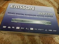 DVD плеер с микрофоном