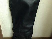 Сапоги осенние р-р37 — Одежда, обувь, аксессуары в Самаре