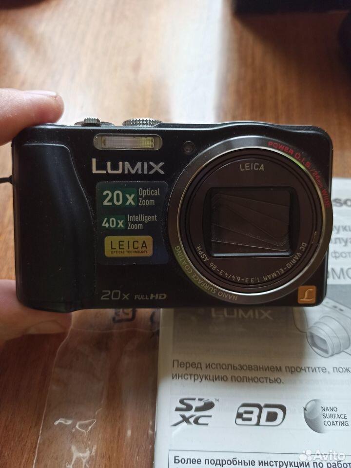 Фотоаппарат Panasonic DMC-TZ30  89607056141 купить 2