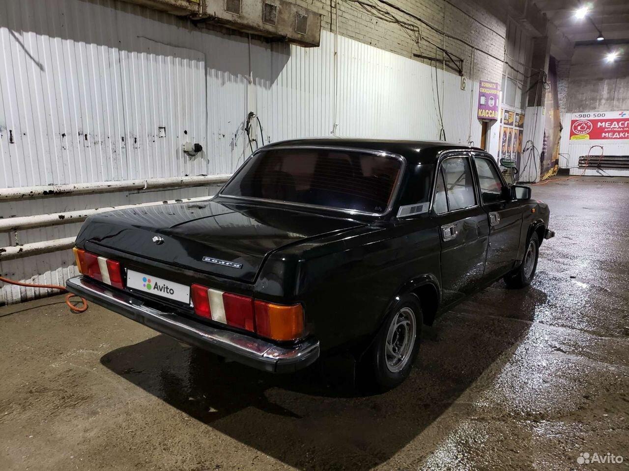 ГАЗ 3102 Волга, 1983 89020007276 купить 7