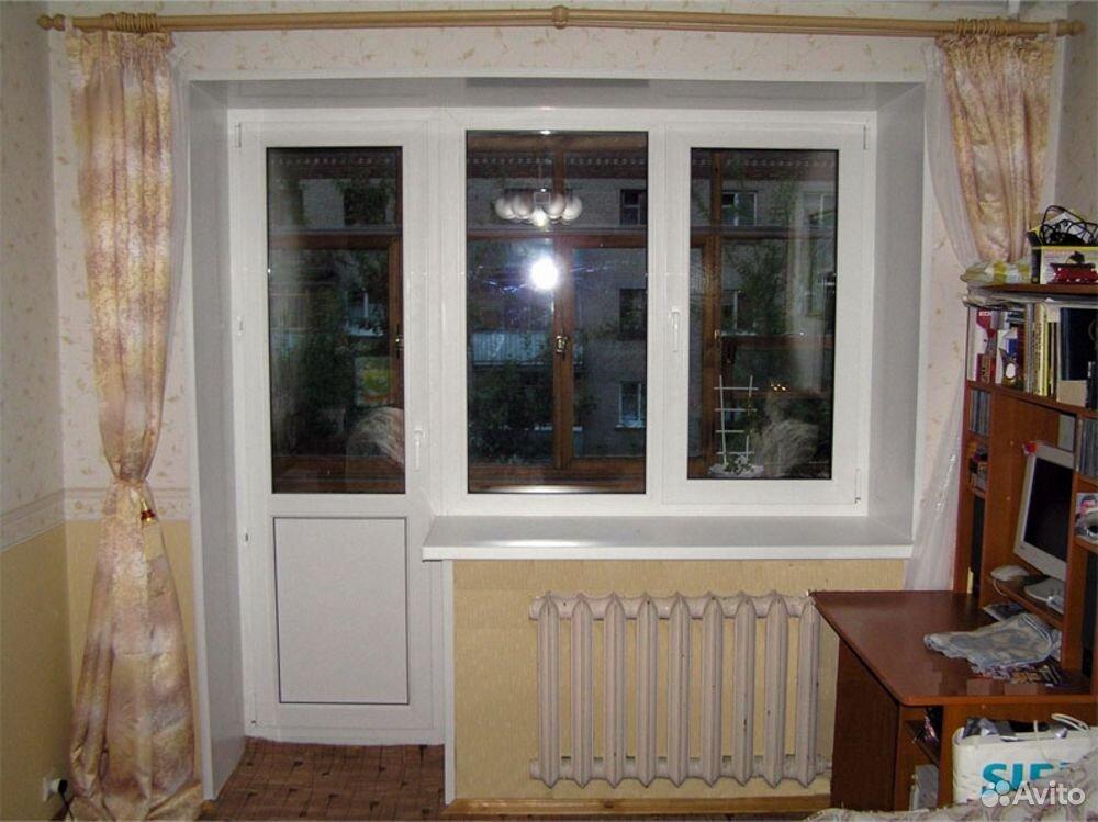 Балконный блок/ Окна пластиковые  89510779674 купить 2
