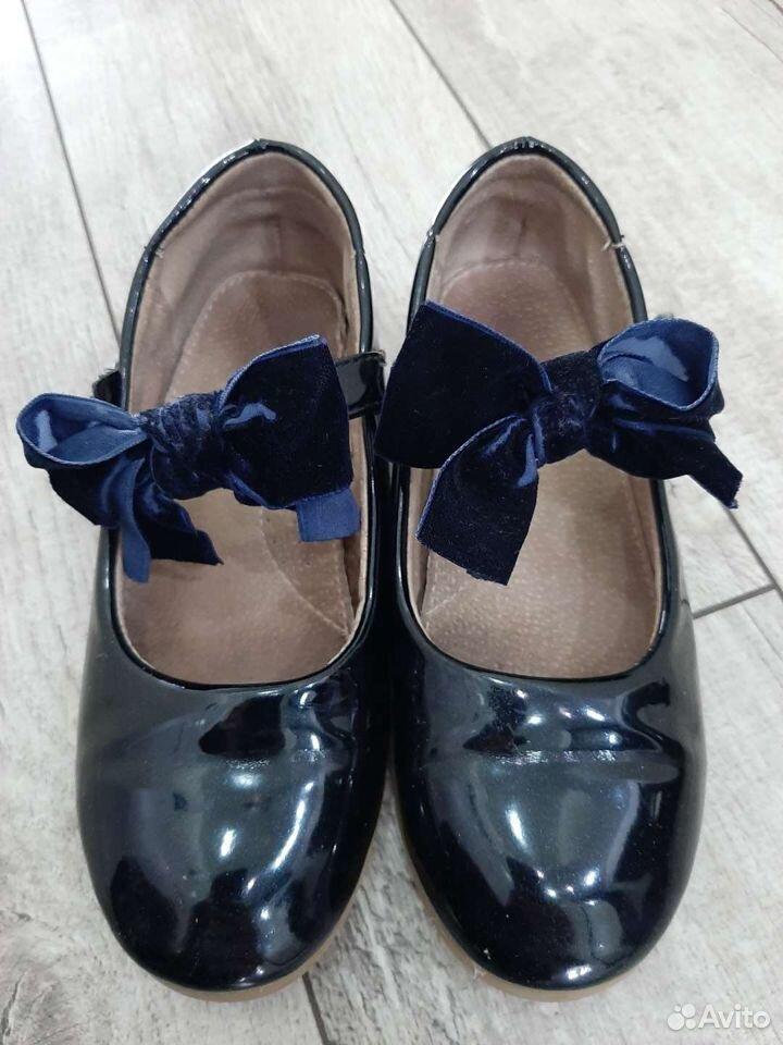 Туфли школьные 89677958302 купить 1