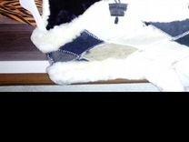 Жилет натуральный — Детская одежда и обувь в Великовечном