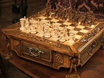 Шахматы римская империя