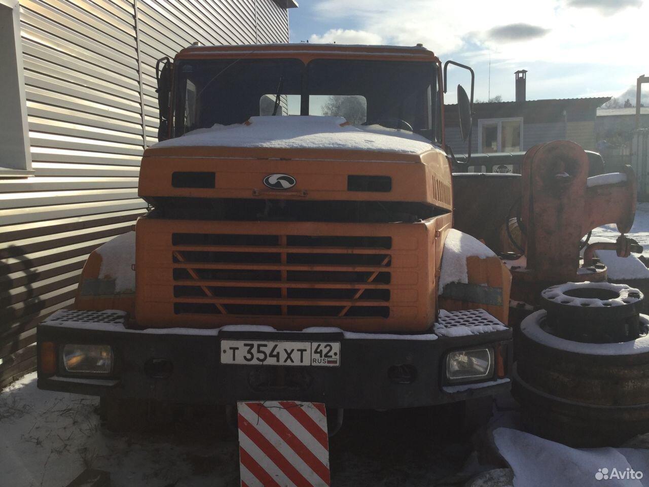 Dump truck KrAZ 89617253936 buy 1