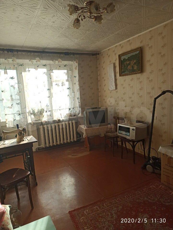 3-room apartment, 61 m2, 5/5 floor.