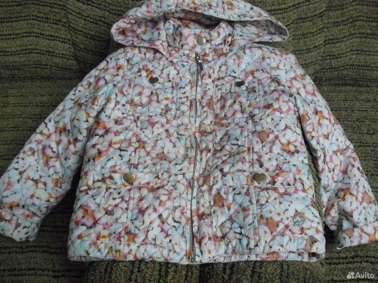 Куртка осенне-весенняя acoola 110 см 89871288618 купить 1