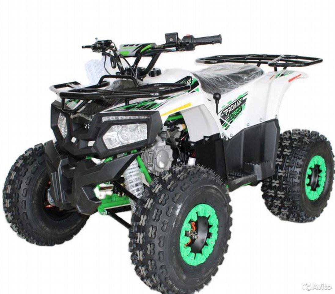 Квадроцикл promax 175CC новинка  89222501200 купить 8