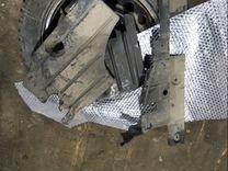 Накладки днища форд фокус 2 рест хетчбэк