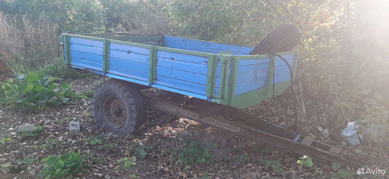 Прицеп для трактора  89208957910 купить 1