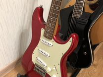 Squier japan fokin pickups