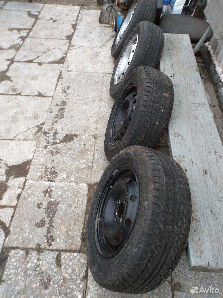 Рено логан колеса