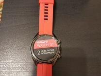 Смарт часы huawei watch gt — Часы и украшения в Омске