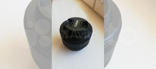 Canon 50 1.8 STM купить в Тверской области с доставкой | Бытовая электроника | Авито