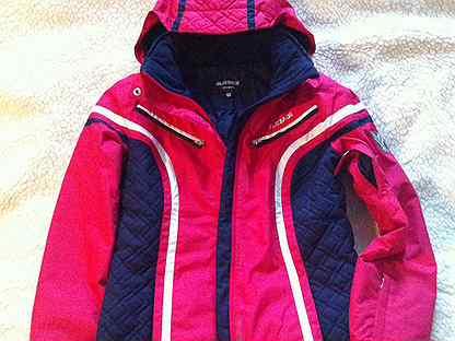 Куртка женская горнолыжная утеплённая, р-р 42-44