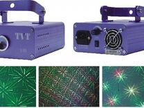 Лазер TVS Q7 очень мощный